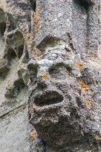 Gargoyle, Ramsey Abbey